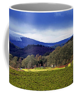 Coffee Mug featuring the photograph Scottish Scenery by Jeremy Lavender Photography