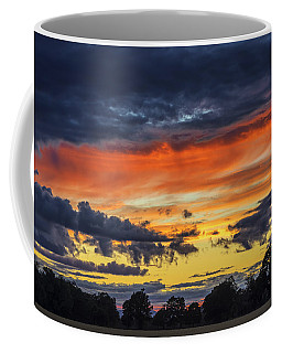 Coffee Mug featuring the photograph Scottish Sunset by Jeremy Lavender Photography