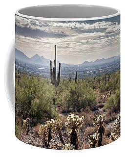 Scottsdale Arizona Coffee Mug