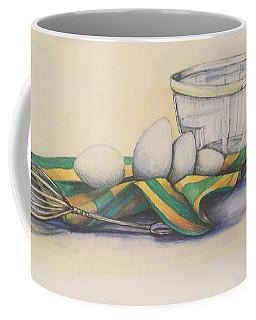 Scrambled Coffee Mug