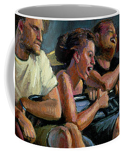 Scrambled Coffee Mug