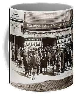Scranton Pa Metropolitan 5 To 50 Cent Store Early 1900s Coffee Mug
