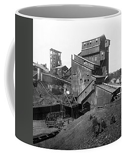 Scranton Pennsylvania Coal Mining - C 1905 Coffee Mug