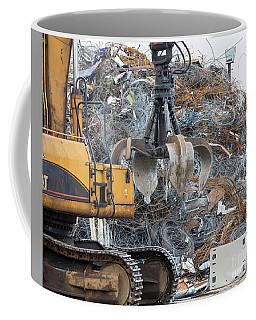 Scrap Metal Coffee Mug