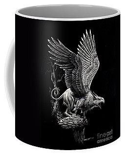 Screaming Griffon Coffee Mug