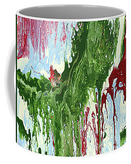 Screaming Coffee Mug