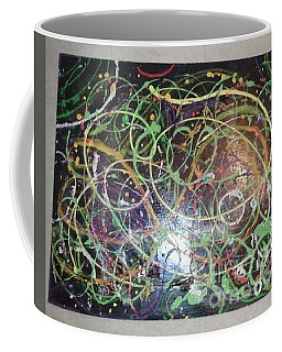 Scribble Coffee Mug by Talisa Hartley