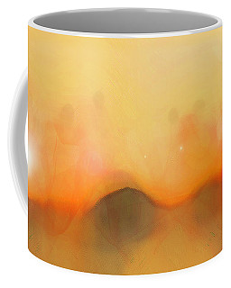 Scrim Coffee Mug