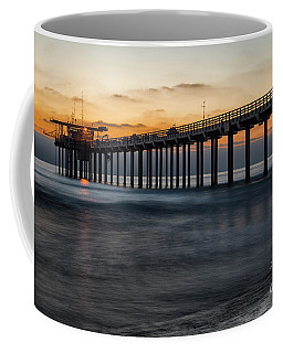 Scripps Pier Coffee Mug