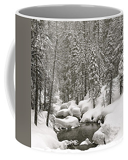 Sculpted Coffee Mug