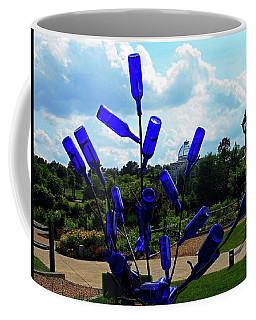 Sculpture Of Bottles 1 Coffee Mug