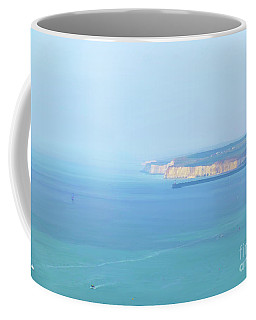 Sea And Cliffs Photoart Coffee Mug