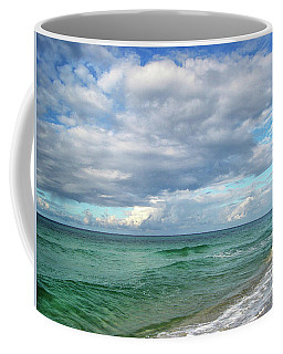 Sea And Sky - Florida Coffee Mug
