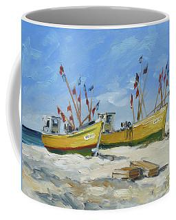 Sea Beach 2 - Baltic Coffee Mug