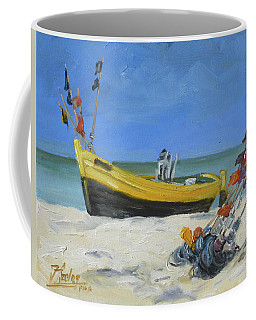 Sea Beach 4 - Baltic Coffee Mug