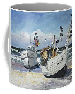 Sea Beach 9 - Baltic Coffee Mug