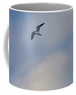 Sea Bird In Flight Coffee Mug