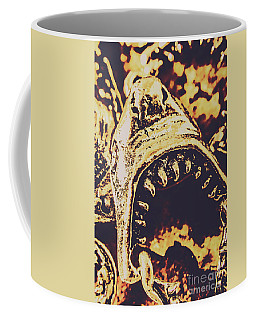 Sea Bites Coffee Mug by Jorgo Photography - Wall Art Gallery