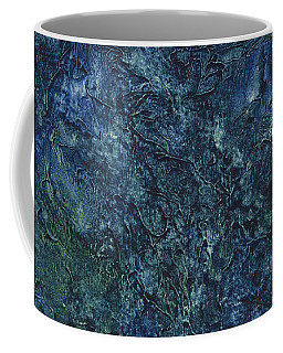 Sea Blue, Sea Green Coffee Mug