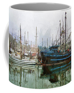 Sea Breeze And Lady Law Coffee Mug
