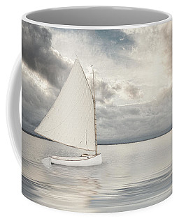 Coffee Mug featuring the photograph Sea Change by Robin-Lee Vieira