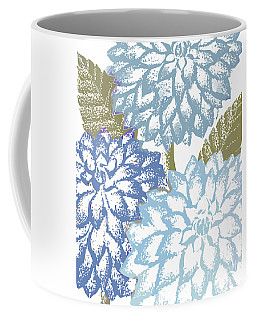 Sea Dahlias I Coffee Mug