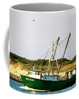 Sea Dog Coffee Mug