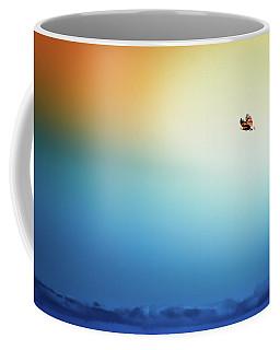 Sea Eagle On High Coffee Mug