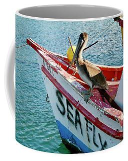 Sea Fly 1, Aruba Coffee Mug