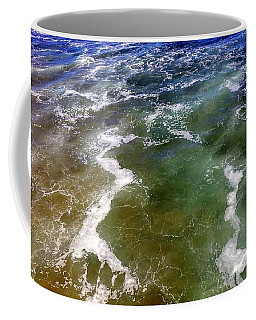 Artistic Ocean Photo Coffee Mug