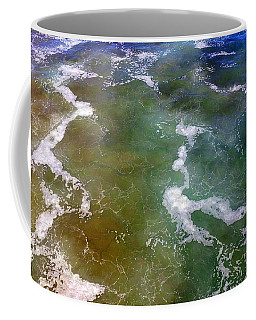 Creative Ocean Photo Coffee Mug