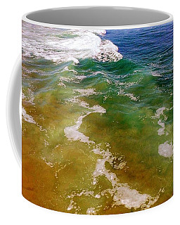 Colorful Ocean Photo Coffee Mug