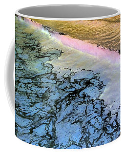 Sea Foam Pink Coffee Mug