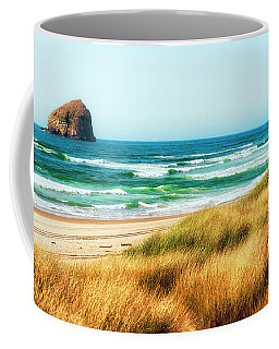 Sea-grass Dunes Coffee Mug