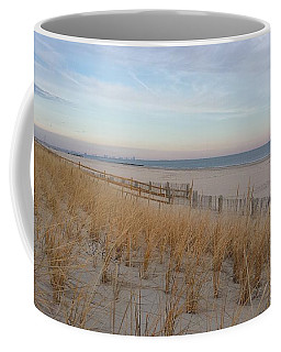Sea Isle City, N J, Beach Coffee Mug