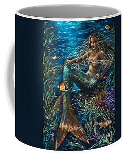 Sea Jewels Mermaid Coffee Mug