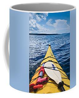 Sea Kayaking Coffee Mug