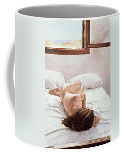 Sea Light On Your Body Coffee Mug