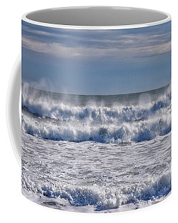 Sea Mist Coffee Mug by Tricia Marchlik
