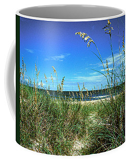 Sea Oat Dunes 11d Coffee Mug