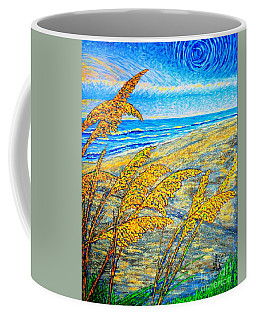 Sea Oats Dual#2 Coffee Mug