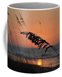 Sea Oats At Sunrise Coffee Mug by Gordon Mooneyhan