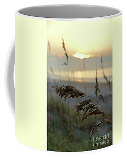 Sea Oats At Sunrise Coffee Mug