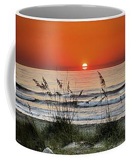 Sea Oats Sunrise Coffee Mug