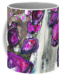 Sea Of Amethysts Travel Log 06 Coffee Mug