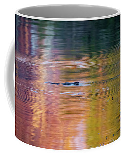 Coffee Mug featuring the photograph Sea Of Color by Bill Wakeley