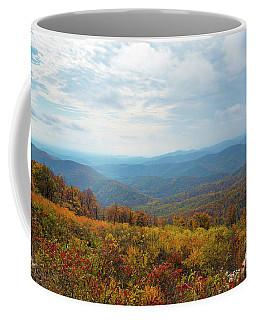 Sea Of Color Coffee Mug