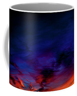 Coffee Mug featuring the photograph Sea Of Colors by Eric Christopher Jackson