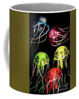 Sea Of Colours Coffee Mug