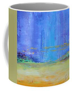 Sea Of Gold Coffee Mug